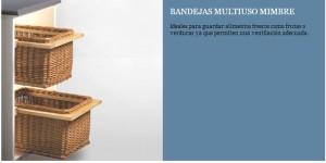 BANDEJA MINBRE MULTIUSO