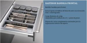 BASTIDOR BANDEJA FRONTAL