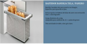 BASTIDOR PANADERO