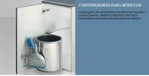 CONTENEDOR RESIDUOS BASIC